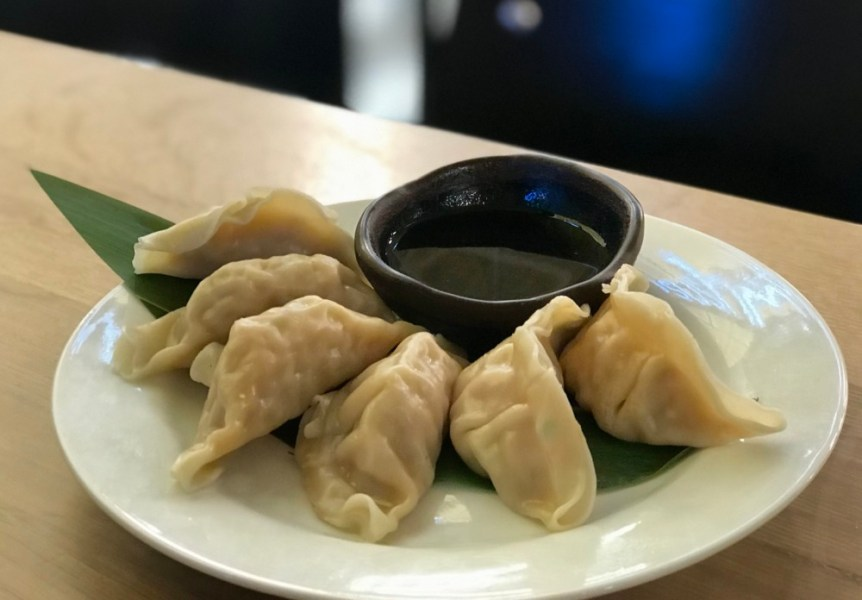 SushiMaki at Whole Foods Boca Raton, Dumplings