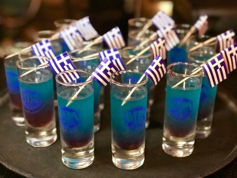 Taverna Opa Delray Beach, Cocktail