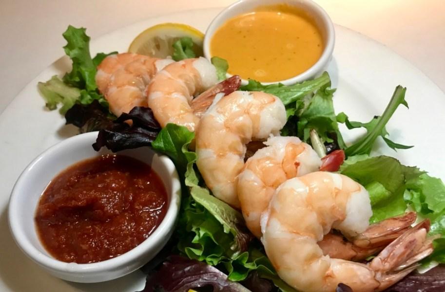 Ke'e Grill Boca Raton, Shrimp Cocktail