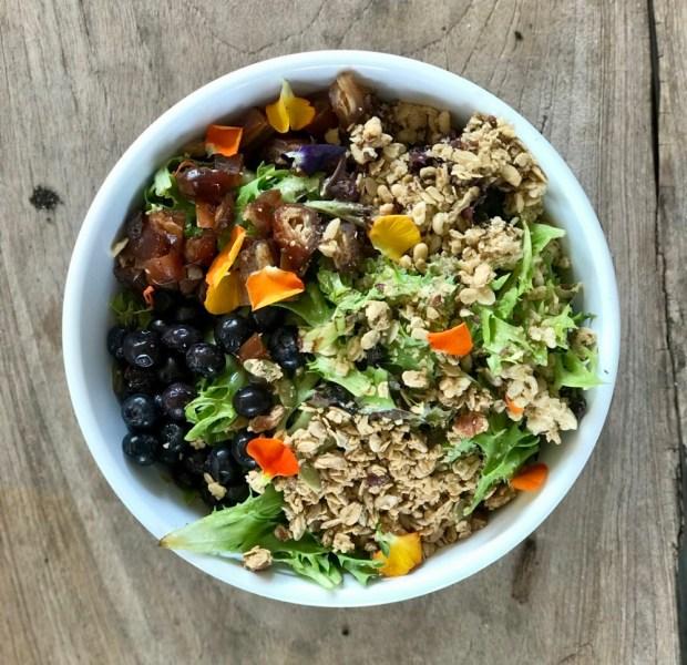 Green Bar & Kitchen Fort Lauderdale, Hummingbird Salad