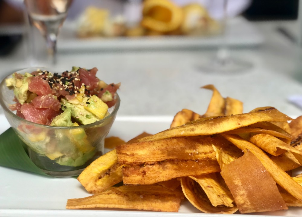 Oceans 234 Deerfield Beach, Tuna Poke