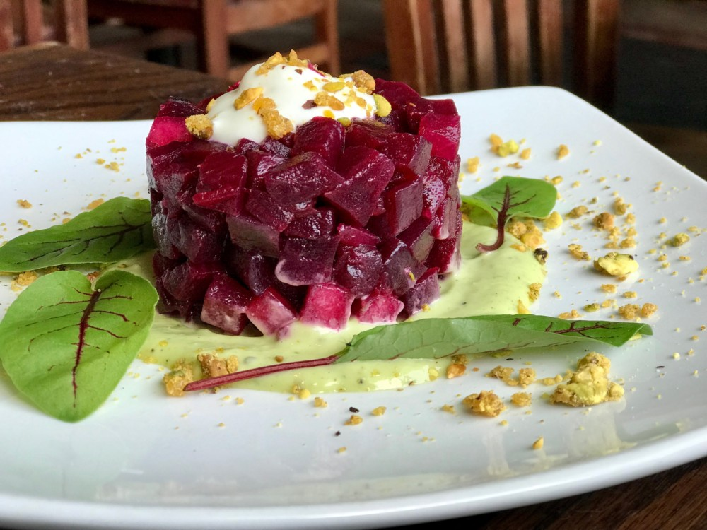 3rd and 3rd Delray Beach, Roasted Beet Tartar