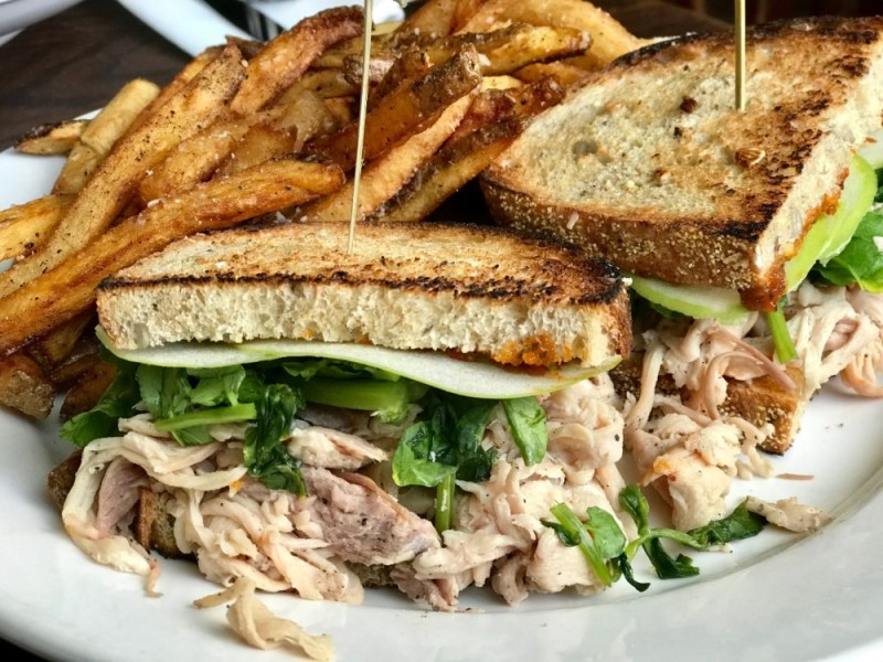 3rd and 3rd Delray Beach, Roast Turkey Sandwich
