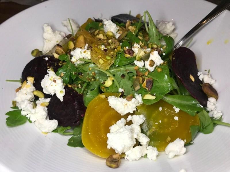 Prezzo Boca, Roasted Beet Salad