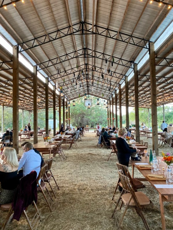 Swank Speciality Produce Swank Table Events, Pole Barn