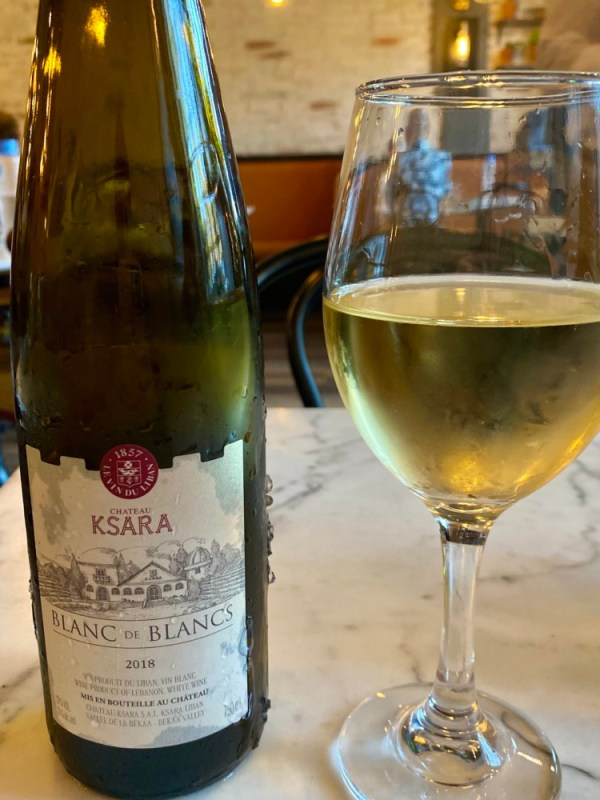 Lebanese White Wine