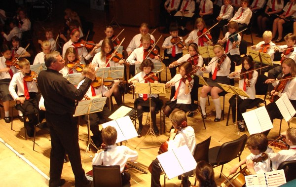 Bow Music Violin