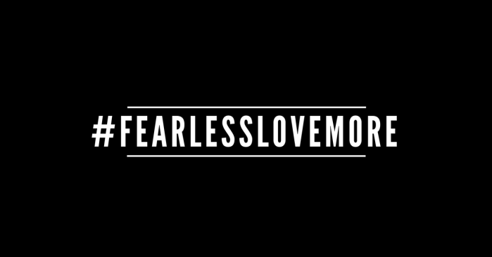 EVENT: #FearLessLoveMore Rally
