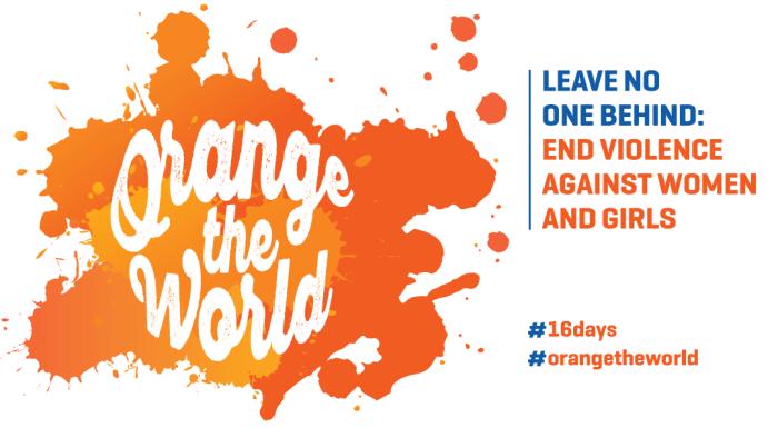 IDEA: 16 Days of Activism Against Gender-Based Violence