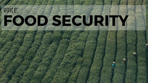VOICE: Food Security