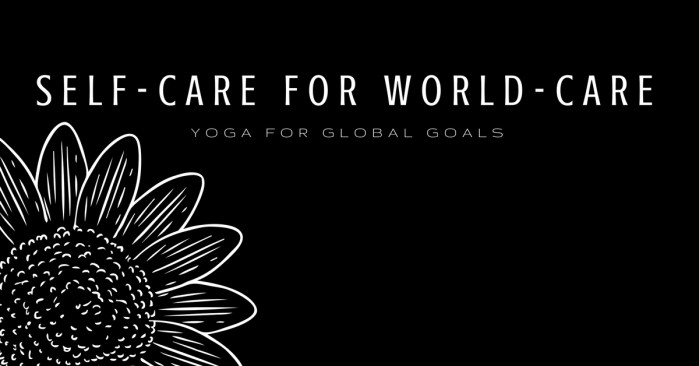 IDEA: Yoga for Global Goals