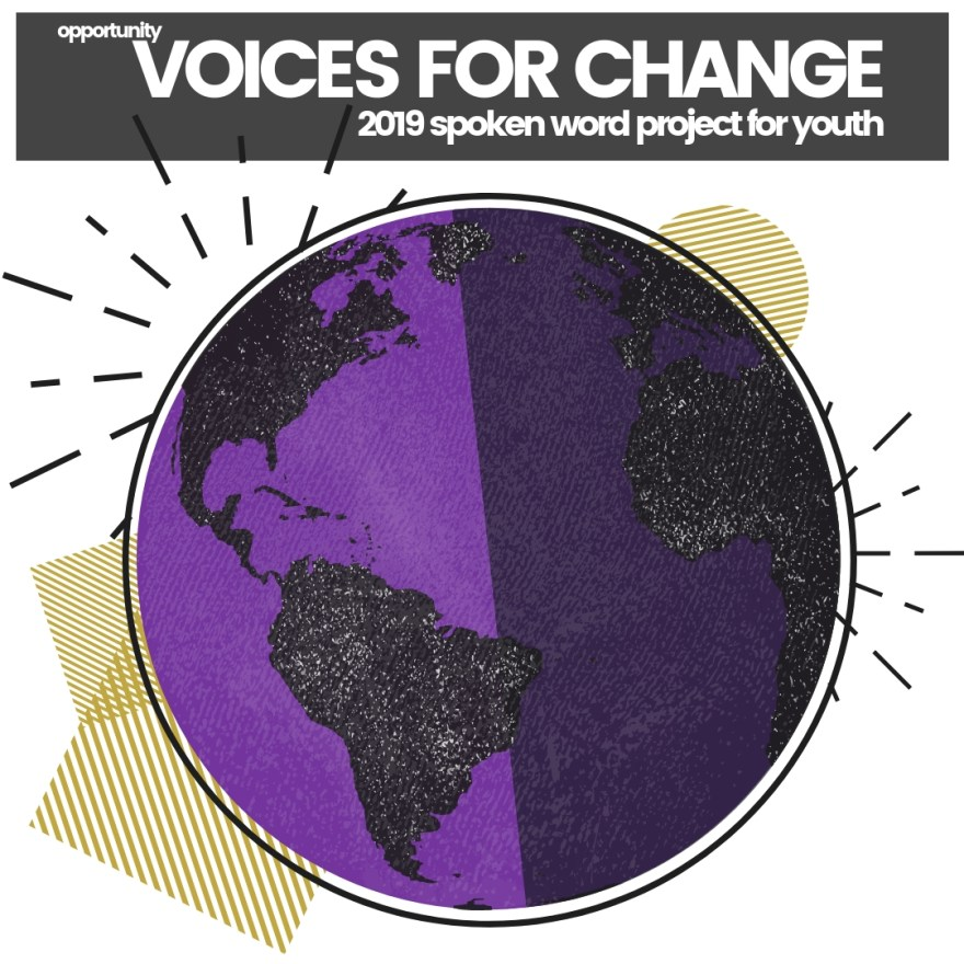 Blog - VOICES FOR CHANGE SPOKEN WORD PROJECT