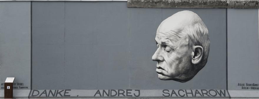 Dimitrij Vrubel - Thank You Andrej Sacharow