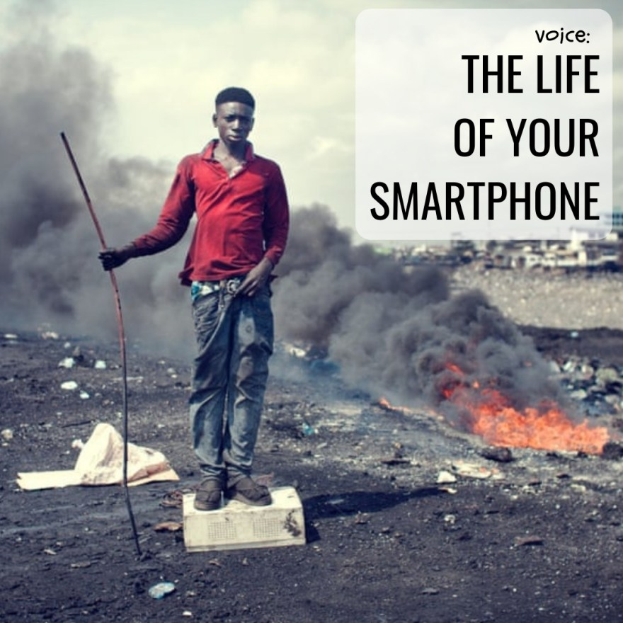 VOICE_ THE LIFE OF YOUR SMARTPHONE