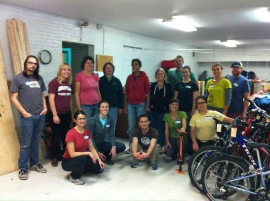 T.A.P. into the Portland Gear Hub