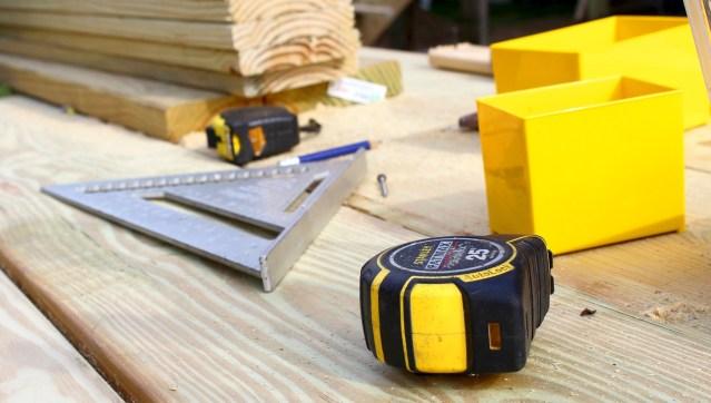 contractor working tools
