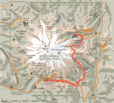 Trail Map: Days 9-12