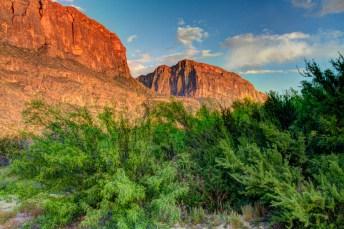 Early Morning on the Santa Elena Canyon