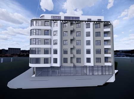 Stambena zgrada Voždovac - projektno finansiranje