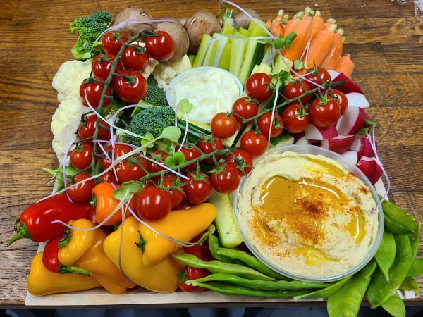 Veggie Grazing Platter