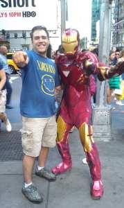 Iron Man & TBR