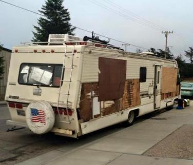 RV in Santa Cruz