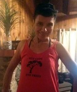 Clara Minor with Minorsan Self-Defense & Fitness