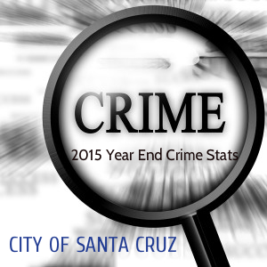 2015 Year-End Crime Stats – SCPD