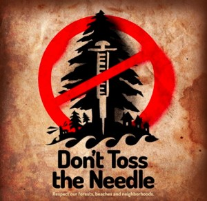Don't Toss the Needle!