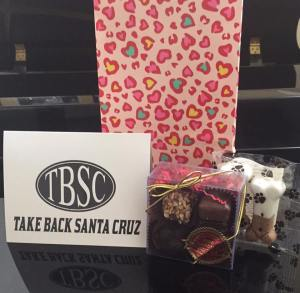 Our Santa Cruz Police Department – Happy Valentines Day!