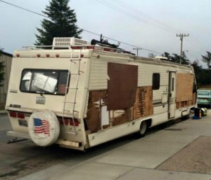 """Yes"" to RV Parking Restrictions"