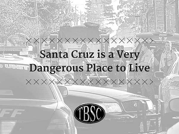 Santa Cruz Crime Essay - Analysis on Crime Santa Cruz, CA