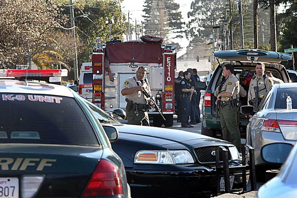 Santa Cruz is a Very Dangerous Place to Live