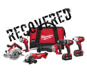 TBSC Facebook Group post leads to recovery of stolen tools