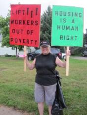 Labour Day in Hamilton 2013