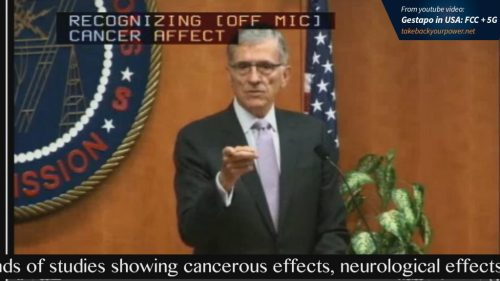 There have been thousands of published peer-reviewed studies that indicate the proliferation of microwave (wireless) technologies is not safe to biological life. (See meta-study links here, here, here and here.)