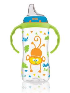 NUK Jungle Designs Sippy Cup