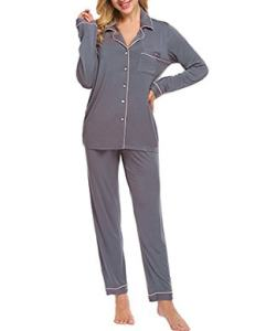 best pajamas for nursing mothers