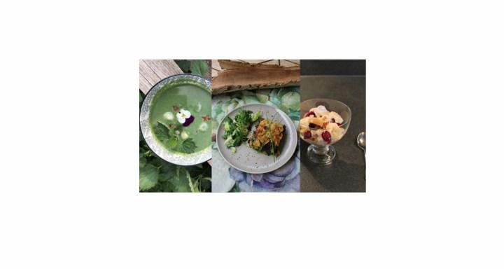 3-gängiges Gründonnerstagsmenü – etwas Frisches, etwas Altbewährtes, etwas Süßes ohne Reue
