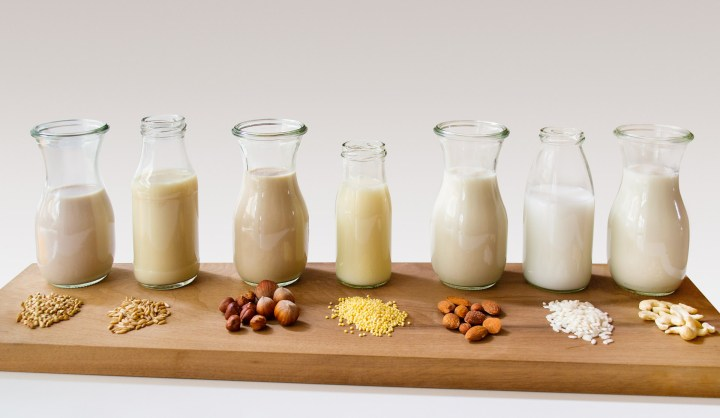Pflanzendrinks – die Milchalternative