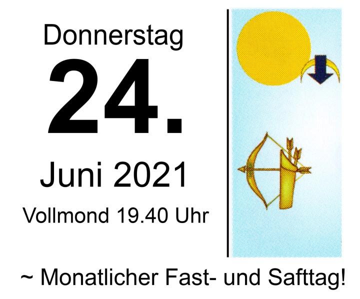 #6 Vollmond-Fastentag