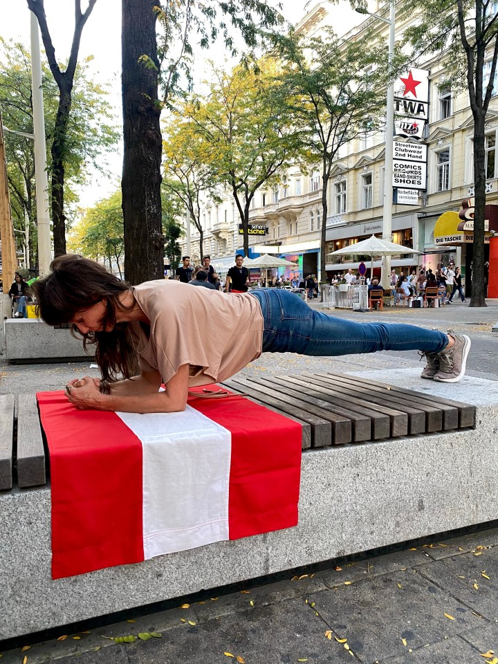 9/11 & meine Plank-Challenge