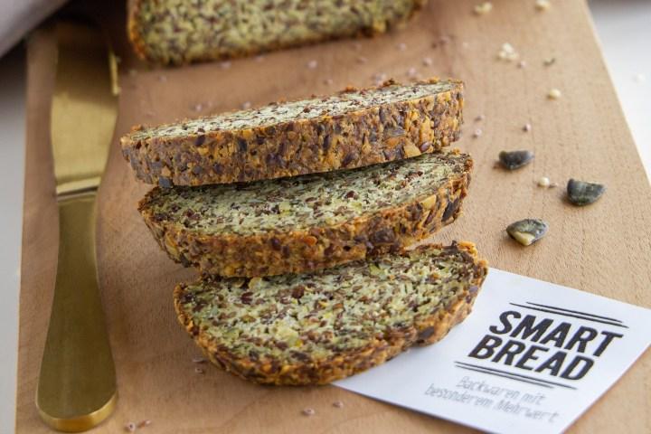 Keto Paleo Smart Bread