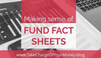 How to read fund fact sheet