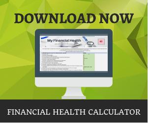 Financial Health Calculator