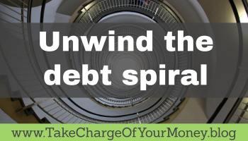 Unwind the debt spiral