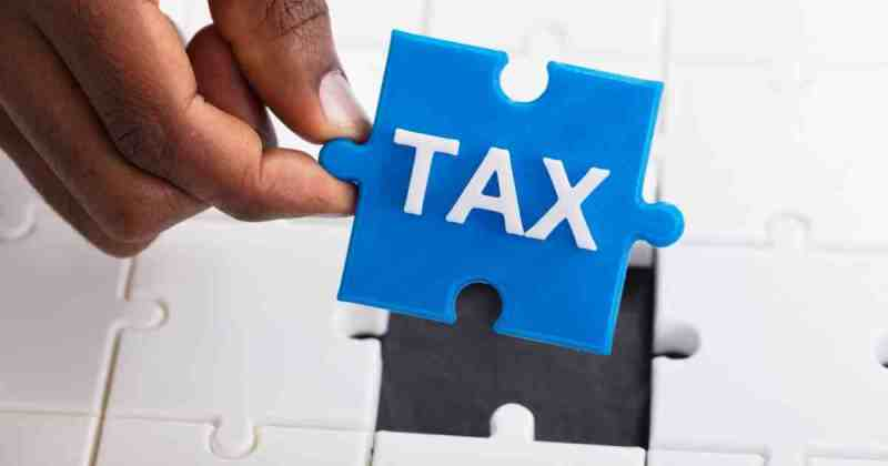 Submit tax return