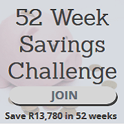 Join the 52 Week Savings Challenge
