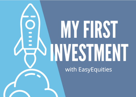 My first investment with EasyEquities