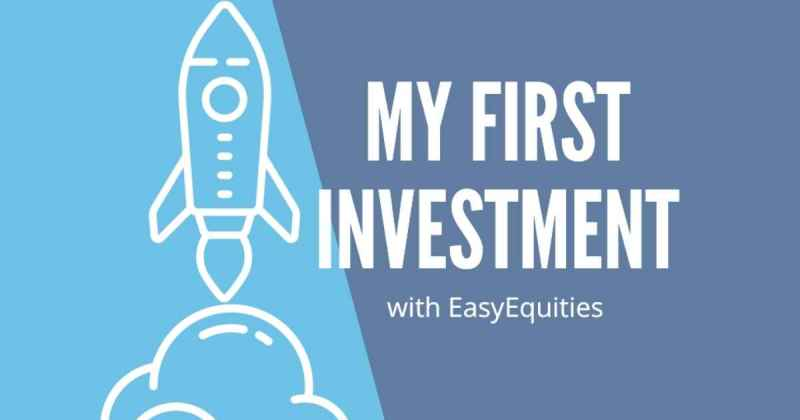 Investment with EasyEquities